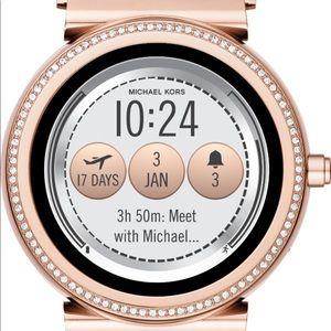 Michael Kors Sophie Smart Watch